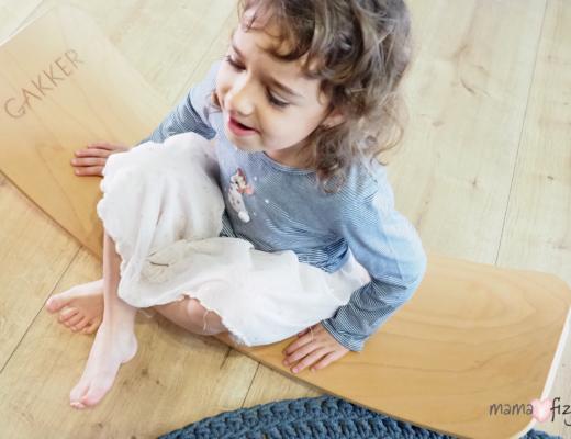 deska do balansowania mama fizjoterapeuta